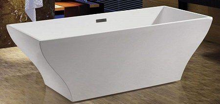 AKDY F296A Acrylic Bathtub