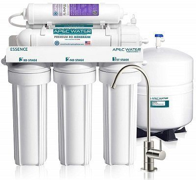 APEC ROES-PH75 6-Stage Under Sink Water Filter