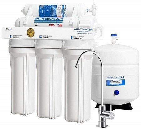 APEC Top Tier Supreme Reverse Osmosis Water Filter