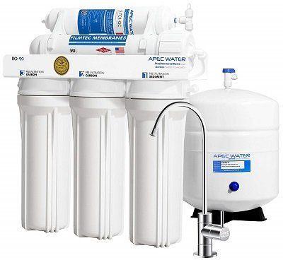 APEC Top Tier Ultra Safe Reverse Osmosis System