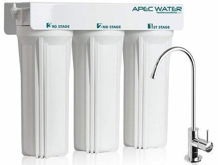 APEC WFS-1000 Super Capacity Under Sink Water Filter