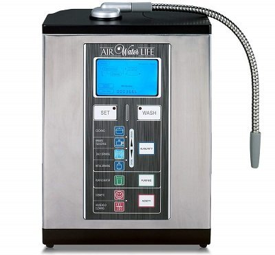 Air Water Life Deluxe 9.0 Water Ionizer