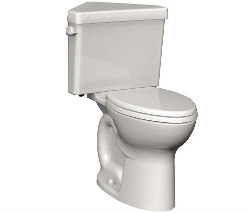 American Standard 270BD001.020 Triangle Toilet