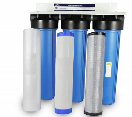 Apex MR-3020 Whole House Water Filter