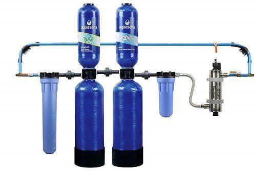 Aquasana Whole House Water Softener