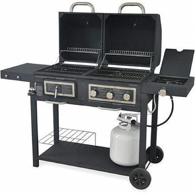 Backyard Grill Durable Hybrid Grill
