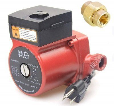 Bacoeng Hot Water Recirculating Pump