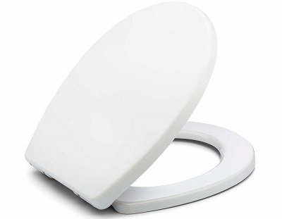 Bath Royale MasterSuite Toilet Seat with Cover