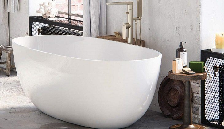 Best Acrylic Bathtub