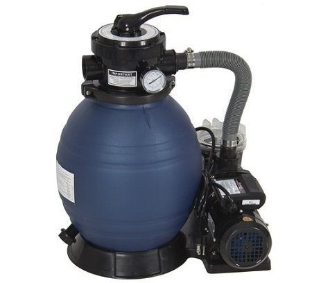 Best Choice Products 13-Inch Sand Filter Pool Pump
