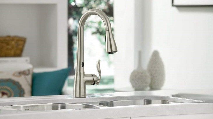 7 Best Touchless Kitchen Faucets The Most Efficient