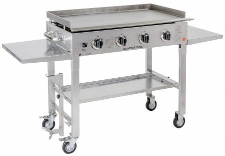 Blackstone Stainless Steel Outdoor Griddle