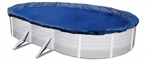 Blue Wave Gold Above Ground Pool Winter Cover