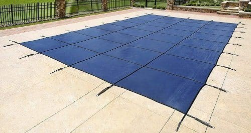 Blue Wave Rectangular In Ground Pool Cover