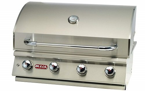 Bull Outdoor Products LoneStar Built-In Grill