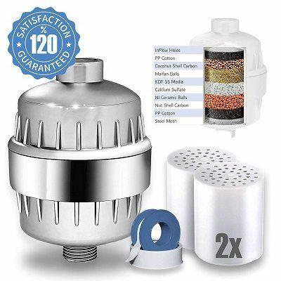 Captain Eco Shower Filter