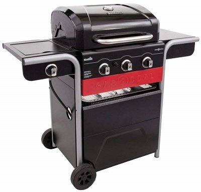 Char-Broil Gas2Coal Liquid Propane and Charcoal Hybrid Grill