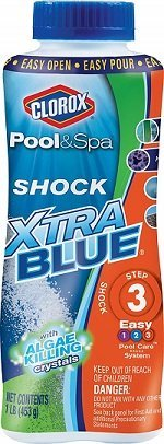 Clorox 33012CLX Pool Shock