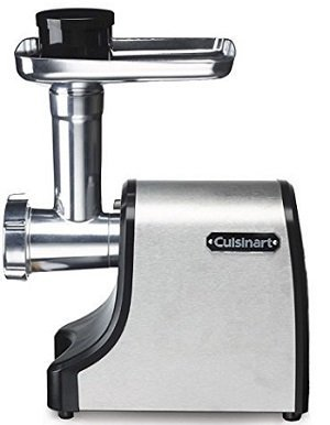 Cuisinart MG-100 Stainless Steel Electric Meat Grinder