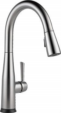 Delta Essa Touchless Kitchen Faucet with Pull Down Sprayer