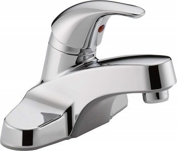 Delta Peerless P131LF Classic Single Handle Bathroom Faucet