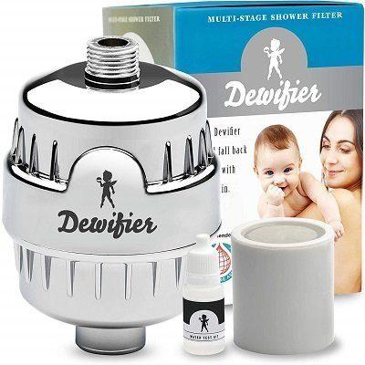 Dewifier Water Softener Shower Filter