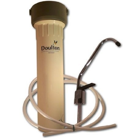 Doulton W9330958 SuperCarb Under Sink Water Filter