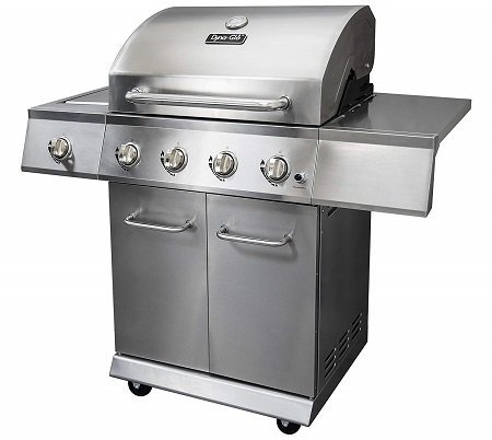 Dyna-Glo DGE Series Stainless Steel Grill