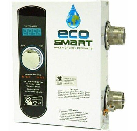 EcoSmart US Electric Pool Heater