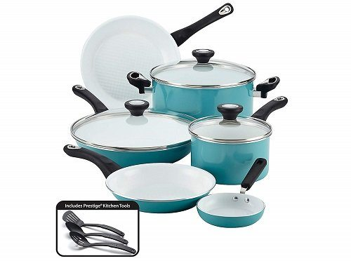 Farberware PureCook Non-Stick Ceramic Cookware Set
