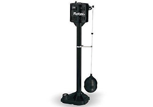 Flotec FPPM3600D Pedestal Sump Pump