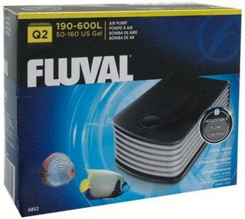 Fluval Aquarium Air Pump