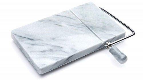 Fox Run 3841 Marble & Stainless Steel Cheese Slicer