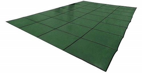 GLI Pool Products Pool Rectangle Safety Pool Cover