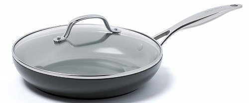 GreenPan Valencia Anodized Ceramic Frying Pan