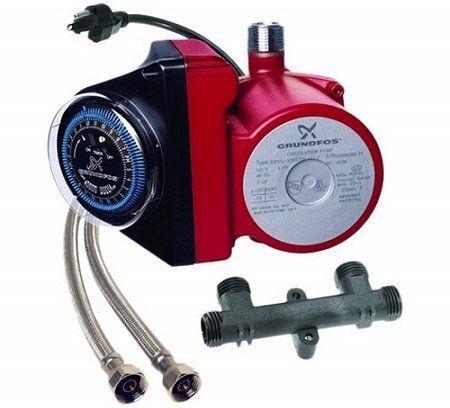 Grundfos GRU-595916 Hot Water Recirculating Pump
