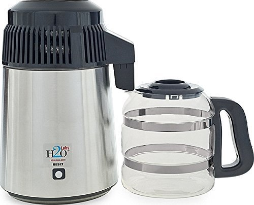 H2o Labs Top-Quality Water Distiller