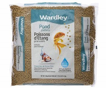 Hartz Wardley Floating Fish Food