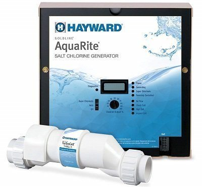 Haywards Goldline AquaRite Electronic Pool Salt System