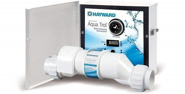 Haywards Goldline AquaTrol Above Ground Pool Salt System