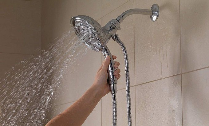 How to Buy a Handheld Shower Head