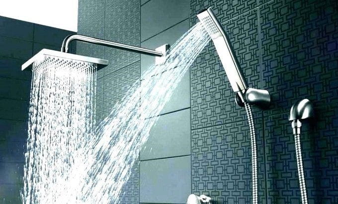 How to Buy a Rain Shower Head