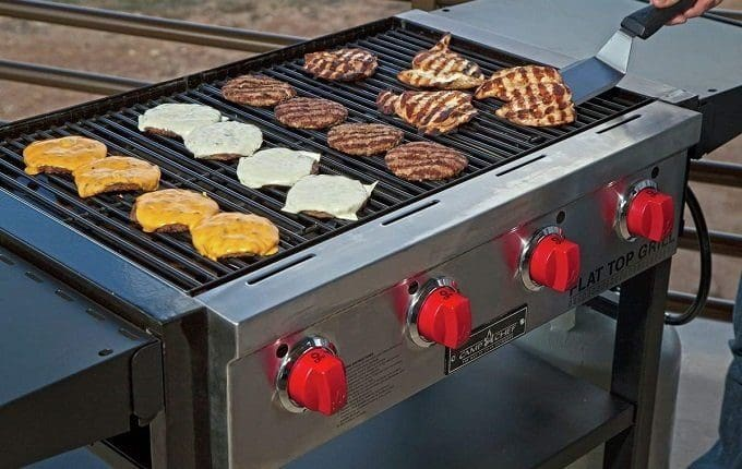 How to Buy the Best Outdoor Griddle