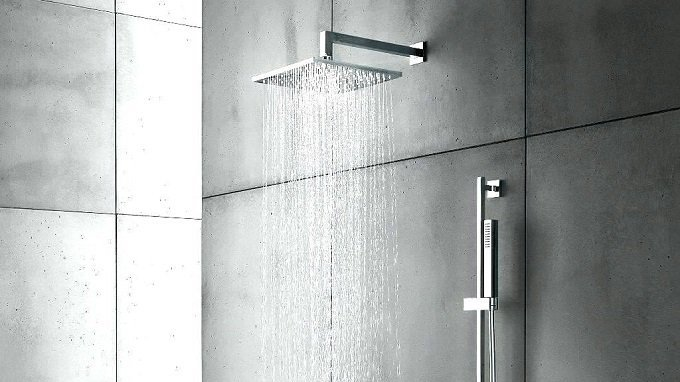 How to Install the Rain Shower Head
