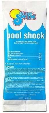 In The Swim Chlorine Pool Shock