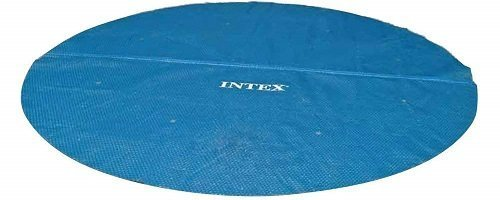 Intex Solar Cover Easy Set and Frame Pool