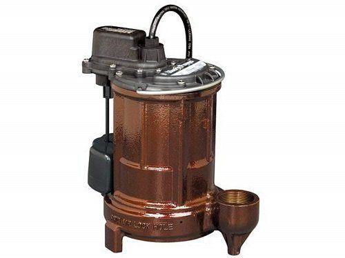 Liberty Pumps 257 50-GPM Sump Pump