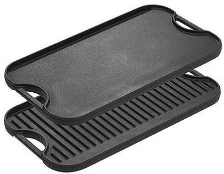 Lodge Pro-Grid Reversible Grill and Griddle Combo