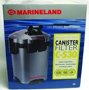 Marineland Multi-Stage Canister Filter