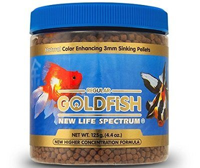 NewLife Spectrum Goldfish Food